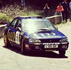 Colin Mcrae, Subaru Impreza, Cars And Motorcycles, Motors, Vehicles, Rally, Rolling Stock, Motorbikes, Vehicle