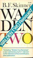 "Resultado de imagen para Walden 2"" de Burrhus Frederic Skinner."