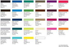 deluxesign.it | choosing colors | @maisonobjet | 2 - 6 september | 2016 | Paris | interior design | home decor | actuel | Hall 5B