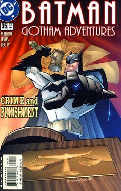 Batman: Gotham Adventures: Crime and Punishment