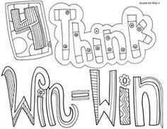 Habits of Happy Kids doodle 4