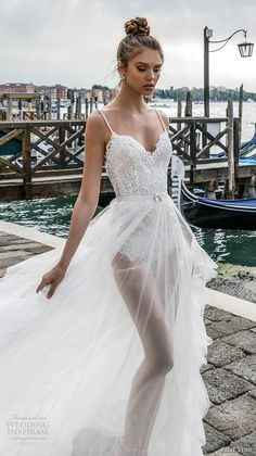 "Julie Vino Spring 2018 Wedding Dresses ""Venezia"" Bridal Collection - Part 1"