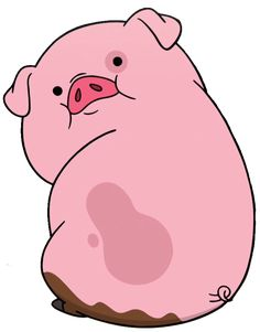 gravity falls waddles - Google Search