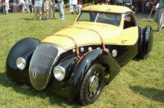 1937 Peugeot 402 Darl'Mat