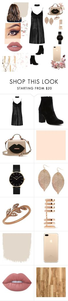 """Sin título #96"" by styledbyross on Polyvore featuring moda, Boohoo, Witchery, CLUSE, Humble Chic, Lord & Taylor, Repossi, Lime Crime y Home Decorators Collection"