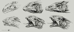 "Ukka, concept for the movie ""He's the dragon."", Valeriy Zrazhevskiy on ArtStation at https://www.artstation.com/artwork/RDlQe"