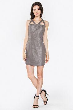Glam Bodycon Dress