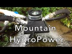 https://www.practicalpreppers.com/ This video covers the installation of a microhydro system in a mountain stream. The goal is to be able to charge a 24v bat...