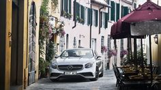 Mercedes Benz AMG Coupe by Guillermo Abalos Ventoso, rendered in KeyShot.