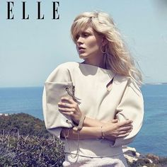 ELLE issue with lovely Topmodel @alyshale wearing Leaf jewelry. @verabua  #fashion #style #stylish #love #TagsForLikes #me #cute #photooftheday #nails #hair #beauty #beautiful #instagood #pretty #swag #pink #girl #girls #eyes #design #model #dress #shoes #heels #styles #outfit #purse #jewelry #shopping #glam