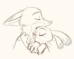 SnoozeTen minutes sketch… but it was cute, so…