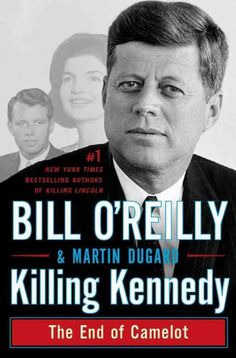 killing kennedy book cover - Google Search