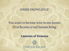 Quotes From Idries Shah Books – Idries Shah Foundation