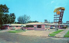 Sun Tan Motel - St. Petersburg, Florida by Place Stamp Here, via Flickr