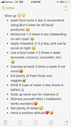 Beauty Tips For Glowing Skin, Clear Skin Tips, Health And Beauty Tips, Diy Eye Cream, Back To School Glo Up, Morning Routine School, Beauty Routine Checklist, Daily Routine Schedule, Skincare Routine