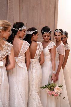 Anna Campbell New York Bridal Week Runway Show 2015 www.annacampbell.com.au
