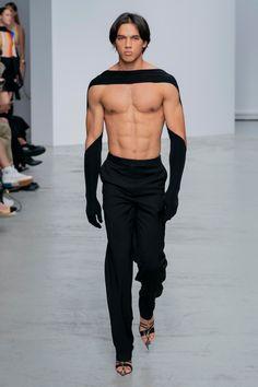 Mugler Spring-Summer 2020 Runway Show during Paris Fashion Week