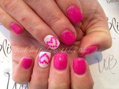 Day 45: Valentine's Day Nail Art - - NAILS Magazine