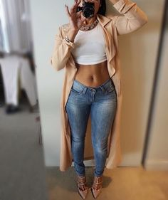 Love this look! Advanced Workout to Achieve Your Summer Body! Sexy Outfits, Fall Outfits, Summer Outfits, Casual Outfits, Fashion Outfits, Womens Fashion, Fashion Trends, Petite Fashion, Fashion Styles