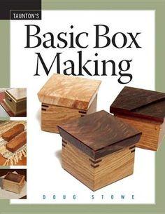 Basic Box Making Plans