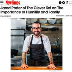 Congrats to #EVIT #CulinaryArts alum Jared Porter for being named a #Phoenix Tastemaker by @PhoenixNewTimes! We have the link to his story on the #EVITAlumni Facebook: www.facebook.com/EVITAlumni. #WeAreEVIT