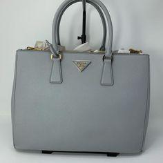 b1d222404293 Prada Lux Large Saffiano Granito Leather Satchel. Save 51% on the Prada Lux  Large. Tradesy