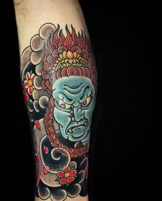 Got some background behind @hakehake's Fudo. Thank you Maciek, a pleasure and honor as always!