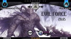Cytus: Evil Force (Hard) A Rank