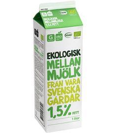 Swedish grocery store brand Garant.