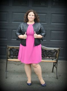 Pink Lady #leather #pink #grease
