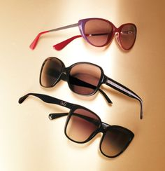 For the too cool: Vogue, Burberry, Dolce & Gabbana #sunglasses #polarized #macys BUY NOW!