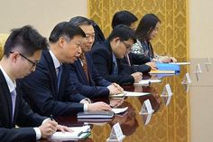 China Envoy Discusses Situation of the Korean Peninsula With North