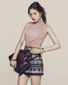 After School Nana - Marie Claire Magazine December Issue '14
