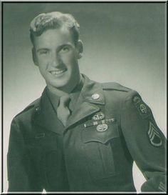 S/Sgt Duaine Pinkston - Medic - 505th PIR