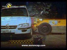 1998 Opel/Vauxhall Omega çarpışma testi | Araba Teknik Bilgi