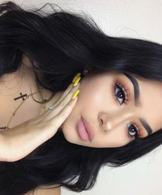 "86.6k Likes, 1,116 Comments - Daisy Marquez (@daisymarquez_) on Instagram: ""I suck at captions but I liked my makeup """