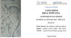 Concerto dell'Epifania a Palazzolo http://www.panesalamina.com/2013/7880-concerto-dell-epifania-a-palazzolo.html