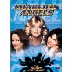 Charlie's Angels 1980's Season  One with Farrah Fawcett