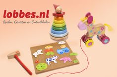 lobbes.nl  Op zoek naar speelgoed voor binnen of buiten, voor groot of klein, creatief, van hout of kleine uitdeelcadeautjes? Het grootste aanbod van Nederland vind je in onze speelgoedwinkel.