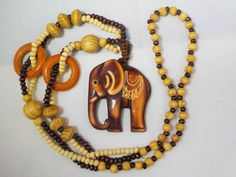 Feast Your Beautiful Peeps on the latest Bohemian-Style Wooden Elephant Sweater Necklace!  You can find this Bohemian-Style Wooden Elephant Sweater Necklace at https://www.sarassuperstock.com along with Many, Many More Items! :)  #SaraSuperStock
