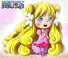 One Piece Ch774 - Princess Mansherry by Bejitsu on DeviantArt