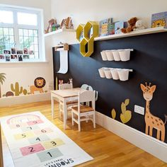 Creative area for the kids to scribble as much as they like! Creative Area, Scribble, Kids Rugs, Instagram, Home Decor, Decoration Home, Kid Friendly Rugs, Room Decor, Doodles