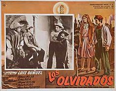 Posteritati: OLVIDADOS, LOS (The Young and the Damned) 1960 Mexican 12 1/2x16