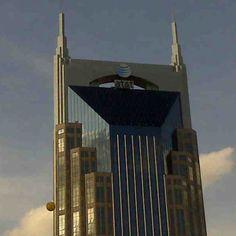 Nashville,TN -The Batman Bldg
