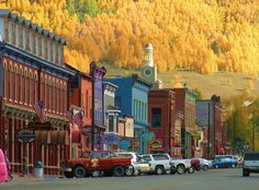 Silverton, Colorado.