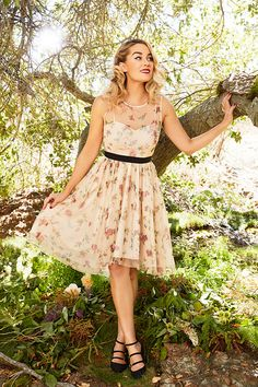 8752aa0fadbd Disney s Snow White A Collection by LC Lauren Conrad Tulle Fit   Flare  Dress - Women s
