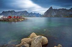 Les îles lofoten, Norway