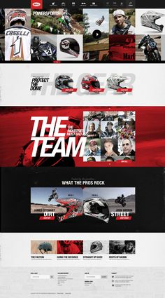Bell Helmets on Web Design Served