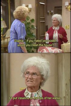golden girls quote