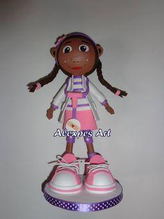 doutora brinquedos em eva